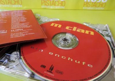 CD Sin enchufe - Mclan