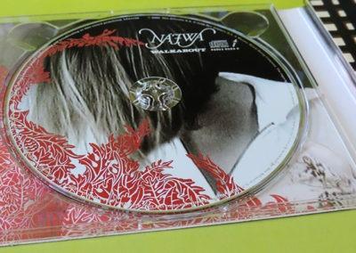 CD Walkabout - Najwa