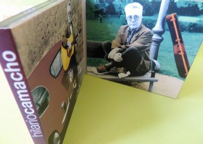 Interior disco Final de Viaje - Hilario Camacho