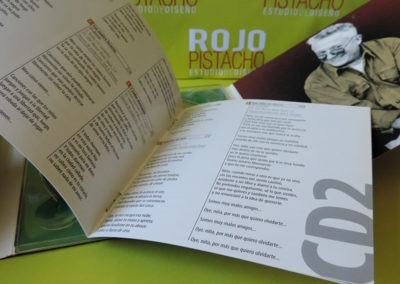 Libreto disco Final de Viaje (2) - Hilario Camacho