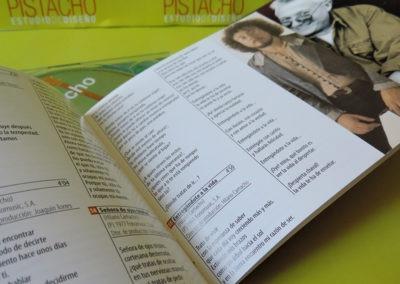 Libreto disco Final de Viaje - Hilario Camacho