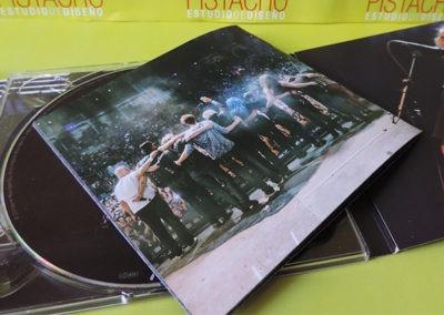 Libreto disco Directo en Las Ventas - Rosendo