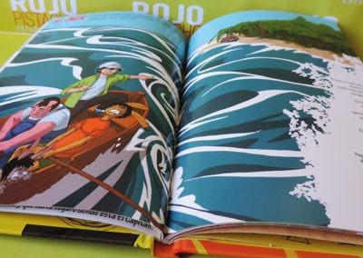 Libro Heroes de pacotilla (3)