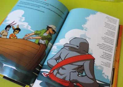 Libro Heroes de pacotilla (4)