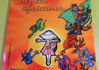 Libro Cuentos Africanos de Paloma del Sol (1)