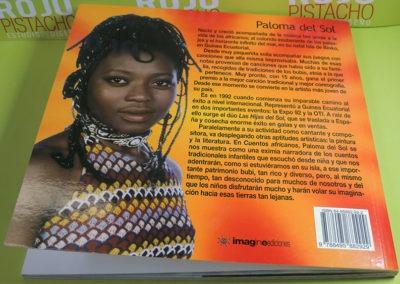 Libro Cuentos Africanos de Paloma del Sol (6)