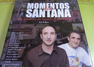 Libro Momentos del Santana Los Kikes 1