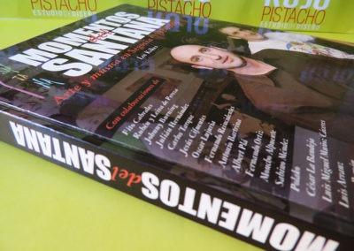 Libro Momentos del Santana Los Kikes 2