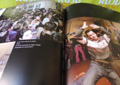 Libro Momentos del Santana Los Kikes 4