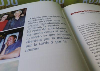 Libro Momentos del Santana Los Kikes 5