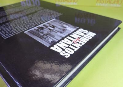 Libro Momentos del Santana Los Kikes 8