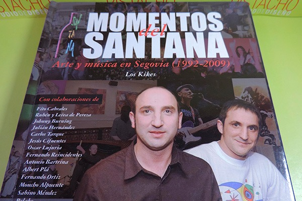 Momentos del Santana