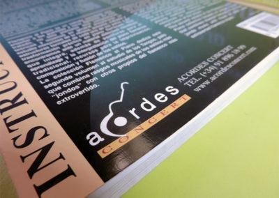 Logo Acordes Concert