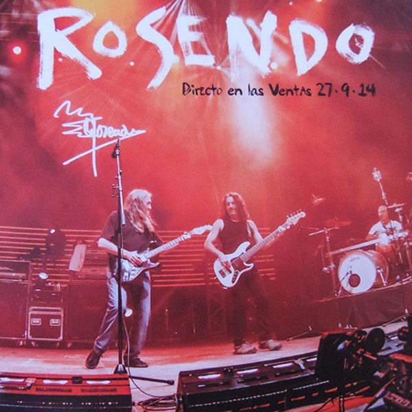 Rosendo – Directo en Las Ventas