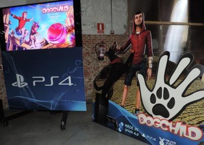 Presentacion videojuego Dogchild Play Station 2