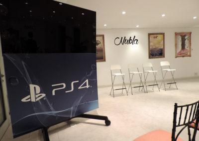Presentacion videojuego Nubla Play Station 4