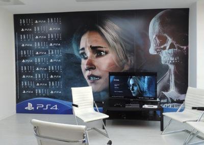 Presentacion videojuego Until Down Play Station 2