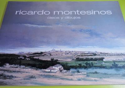 Ricardo Montesinos Oleos y Dibujos 1