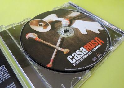 CD Fantásticamente Hablando Casa Rusa