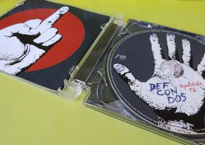 CD Hipotécate tú Def Con Dos