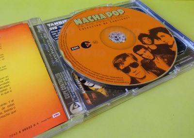 CD Un día cualquiera Nacha Pop