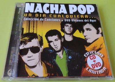 Portada Un día cualquiera Nacha Pop