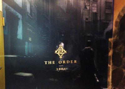 Presentación del videojuego The Order para Play Station 3