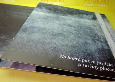 Interior carpeta de CD Viento del Este de Loquillo