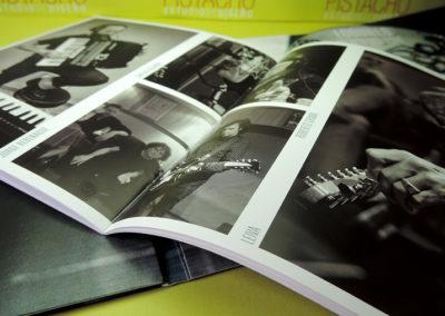 Libreto de CD Viento del Este de Loquillo 1