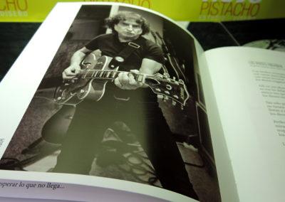 Libreto de CD Viento del Este de Loquillo 5