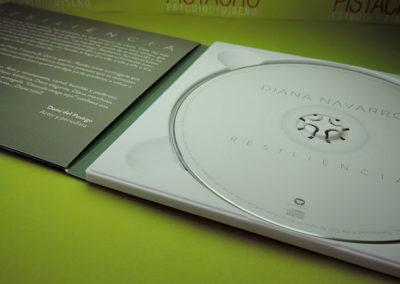 CD Resiliencia de Diana Navarro