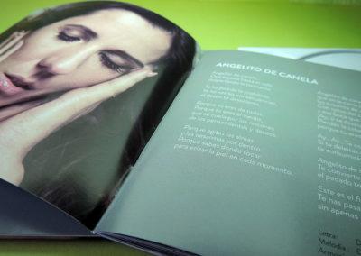 Libreto CD Resiliencia de Diana Navarro 1
