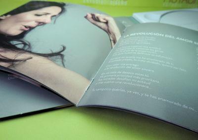 Libreto CD Resiliencia de Diana Navarro 2