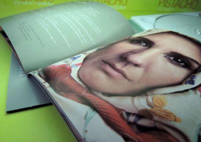 Libreto CD Resiliencia de Diana Navarro 3
