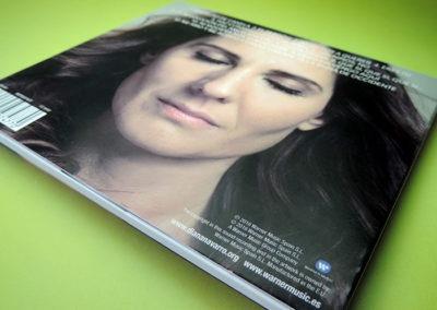 Libreto CD Resiliencia de Diana Navarro 4