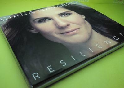 Portada disco Resiliencia de Diana Navarro