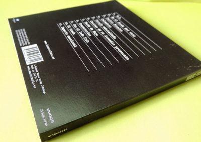 Diseño contraportada disco Lucas Colman 1