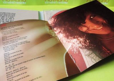 Diseño libreto CD Rosana En la memoria de la piel 3 1