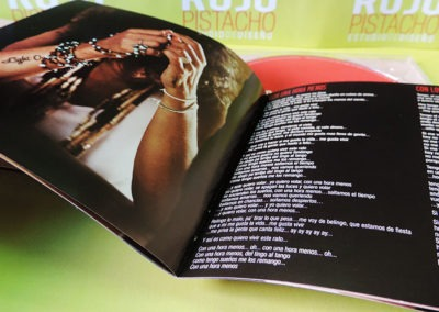 Diseño libreto CD Rosana En la memoria de la piel 4 1