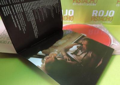 Diseño libreto CD Rosana En la memoria de la piel 5 1