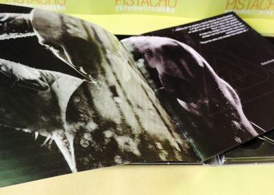 Diseño libreto CD Vulcano Sober 1 1