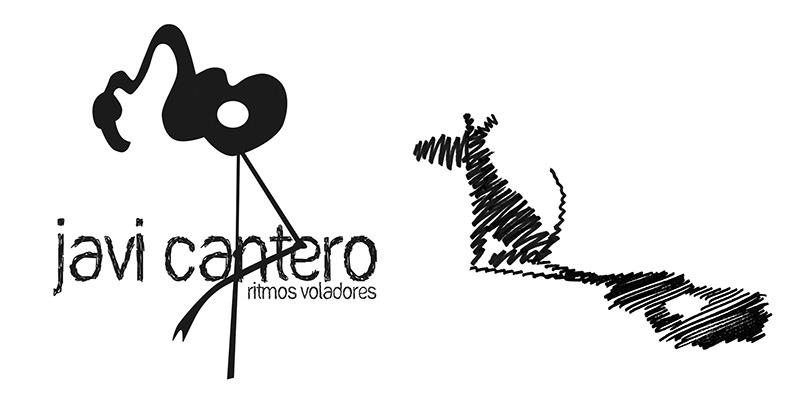 Camiseta Ritmos voladores Javi Cantero