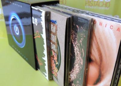 CDs edición especial Disco Duro 2 Los Piratas