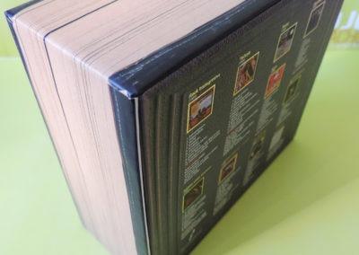 Caja 20 años Discografía completa 2 Extremoduro