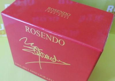 Caja Edición especial 1985 2011 Rosendo