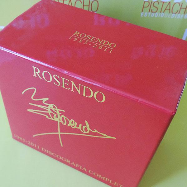 Rosendo – Discografía completa 1985-2011