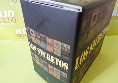 Caja discografía 1981 2012 2 Los Secretos 1