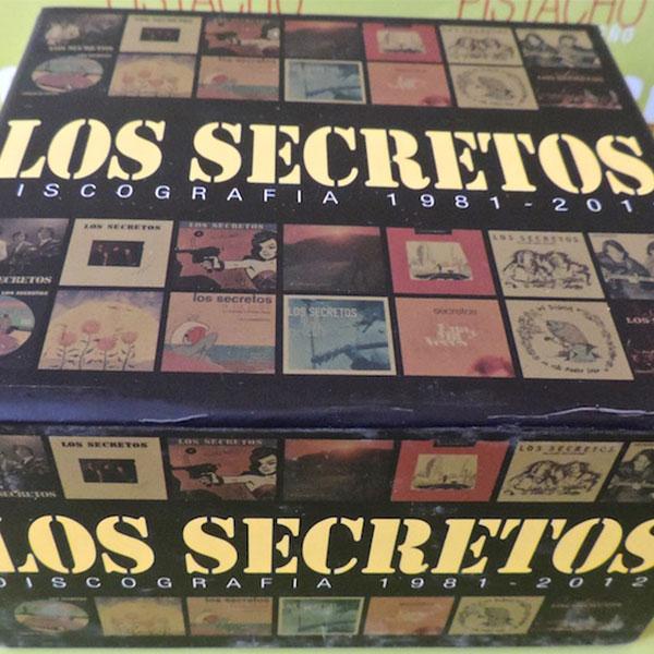 Los Secretos – Discografía 1981-2012