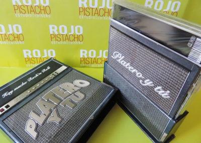 Contenido Edición especial Hay Mucho Rock and Roll 2 Platero y Tú