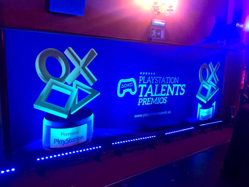 Premios Play Station Talents 2017